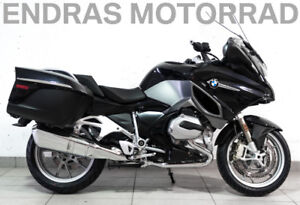 2018 BMW R1200RT - BRAND NEW - Carbon Black Metallic