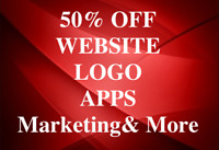 ⭐Websites ⭐ Apps ⭐Logos ⭐Business Cards⭐Call 289-600-2362⭐