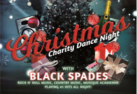 Christmas Charity Dance Night with the Black Spades