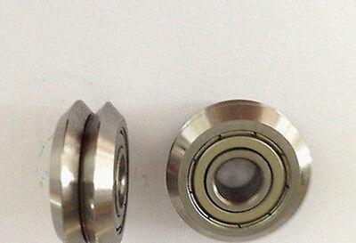 12pcs New Rm1zz 316 4.76319.567.87mm V Groove Sealed Ball Vgroove Bearing