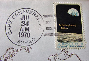 1970 INTELSAT III 6 Cent Space First Day Cover Kitchener / Waterloo Kitchener Area image 3