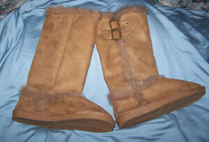 Ladies Fur lined Winter boots