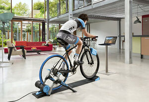 Tacx i-Genius Virtual Reality Bike Trainer