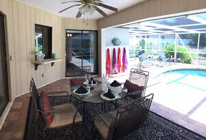 VENICE area - Bird Watching Paradise -Heated Pool -2400 Sq.Ft.