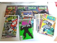 The Incredible Hulk Job Lot (37 comics 4 TPBs – Peter David, Todd McFarlane, Dale Keown, Sam Keith)