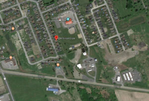 GREAT deal on lot in a NEW subdivision- Only 35 min from Ottawa!