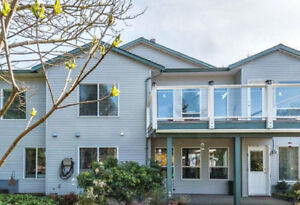 Partial Ocean View North Nanaimo 6 Bdrm House for Sale!