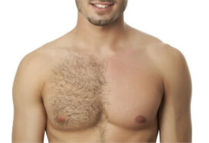 men chest back brazilian waxing available!
