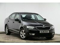 Skoda Octavia 1.6 TDI CR SE (black magic metallic) 2015