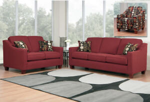 SPECIAL OFFER! Beautiful Sofa + Loveseat Sets starting at $499