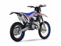Sherco SE125-R Six days Edition 2018 model Enduro bike