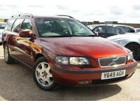 VOLVO V70 2.4 T 5D AUTO 198 BHP ****CHEAP PART EX TO CLEAR****