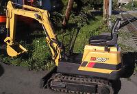 Excavator Yanmar Mini B07