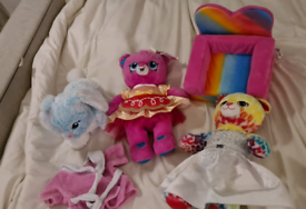 Build a bear set