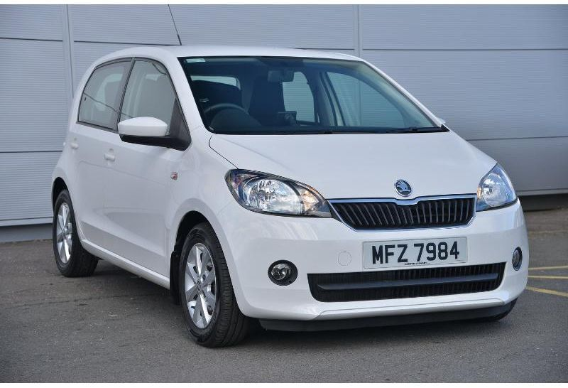 skoda citigo 1 0 mpi 75ps elegance green tech candy white 2013 in county antrim gumtree. Black Bedroom Furniture Sets. Home Design Ideas