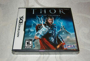 Thor God of Thunder for the DS new