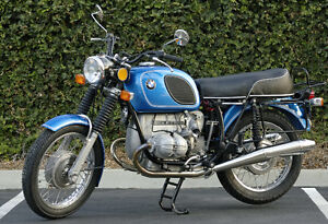Looking for a old BMW motorcycle project
