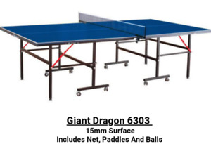 Giant Dragon 6303 Table Tennis Ping Pong Table