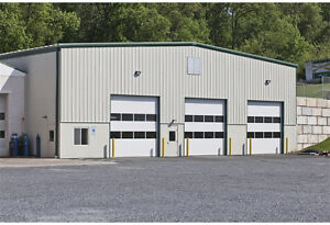 STILL TIME TO GET YOUR STEEL BUILDING BEFORE THE SNOW...