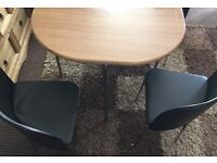 Space saver Table & 4chairs