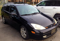 2001 Ford Focus ZTS Wagon (GREAT VALUE!)