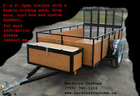 Custom Trailers and General Metal Work