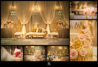 WEDDING DECOR PACKAGE: