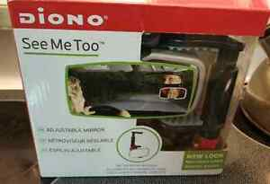 The Diono See Me Too Adjustable Mirror .