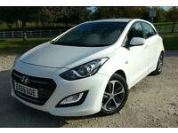 2015 Hyundai i30 1.6 se Petrol Hatchback Auto in White