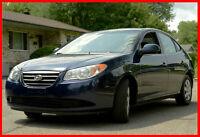 2007 Hyundai Elantra entretien regulier, réparations récentes.