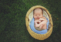 ~ BEAUTIFUL IN HOME NEWBORN PHOTOGRAPHY ~