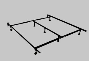 Bed frame - Queen/King  adjustable
