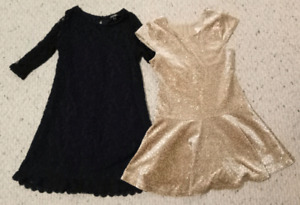 Size 8 Girl dresses in new condition, $16 take both or $10 each