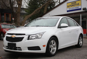2012 Chevrolet Cruze LT Turbo in IMMACULATE condition
