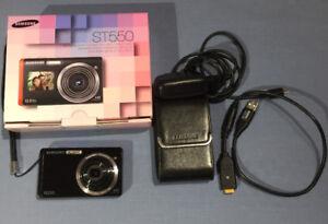 SAMSUNG Digital Camera 12.2 megapixels 4.6X zoom