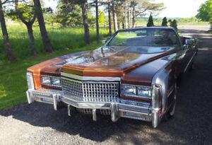 1975 Brown Cadillac Eldorado