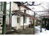 White and nice 2-storey house near Plovdiv in Bulgaria