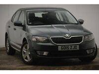 Skoda Octavia 1.6 TDI CR SE (grey metallic) 2015