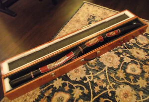 Didgeridoo autentique, avec etuis -Authentic Didgeridoo & case West Island Greater Montréal image 1