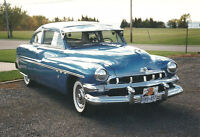 1951 Ford Monarch **Rare Canadian Classic**