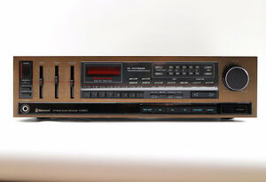 Vintage Sherwood S-2730CP stereo receiver