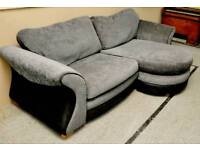 SALE NOW ON!! - Chaise Corner Sofa - Can Deliver For £19