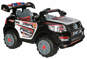 Big 12V Electric Child Ride On Toy Car # 20 Remote Music Siren