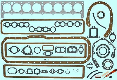 Buick 263 Full Engine Gasket Set BEST 1950-53 Head+Manifold+Oil Pan+Valve Cover