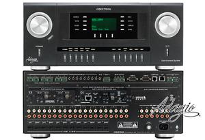 Creston Adagio AES Adagio Entertainment System