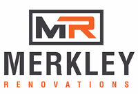 Merkley Renovations - 613-899-5939
