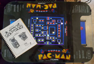 SUPER PAC MAN TABLE GAME