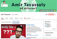 Actor/cameraperson for YouTube channel