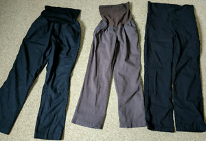 Maternity dress pants - medium - $10 for all