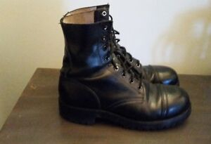 size 8 boots (goth, rock, punk, alternative - the real deal)